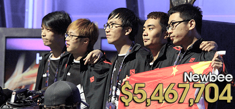 newbee-rich-list