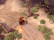 Пустынная карта в Dota 2