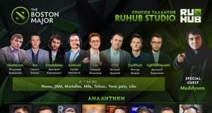 Состав RuHub Dota 2